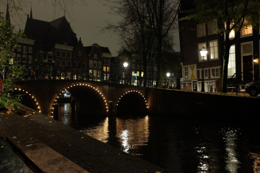 Anyone remember that scene from The Fault in Our Stars in Amsterdam? It's this place!
