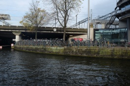 Oh, look, more bicycles. Neat.