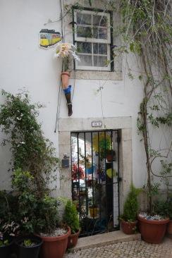 Some decorations were... unorthodox