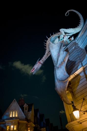 Badass dragon is badass